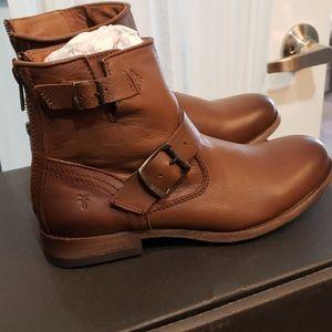 New FRYE Tyler Engineer boots! 6.5